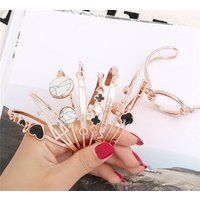 Dubai New Fashion Shell Girl Bangle Jewelry Rose Gold Ladies Bracelets