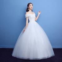 Wholesale factory bridal gown dresses cheap wedding dress