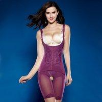 Hot Sale M-3XL Breathable Full Body Shaper Corset Underwear Women Bodysuit Ladies Slimming Body Shapers