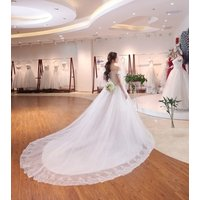 Noiva vintage backless sexy wedding dress for bride