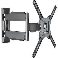 32-52 inch universal telescopic retractable wall bracket LCD TV mount
