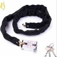 Factory Chain Bike Anti-theft Cable Bicycle Lock