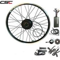 CSC Electric bicycle bike kit 36V Ebike Brushless geared Hub Motor Kit Waterproof CE approved DIY Conversion kit 500W wo display
