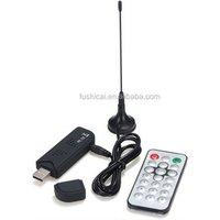 Micro USB Digital TV Receiver DVB-T+DAB+FM tv tuner mini dvb-t usb stick digital tv receiver for laptop