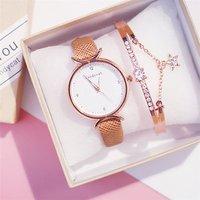 Women s Bracelet Jewelry Watch Casual Luxury Fashion watch Decorative Dress watch