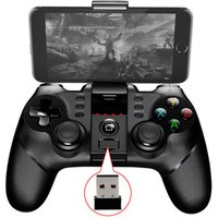 ipega PG-9076 Mobile phone Gamepad Game Controller for IOS Android Windows PC PS3 joystick with 2.4G Wireless Receiver