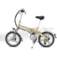 GPS Wholesale German Brand Mini Super Folding Sport Bicycle Enduro Electric Bike