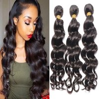 Cheap glamorous hair extensions,good feedback list of hair weave,100% cuticle aligned mink brazilian hair vendors
