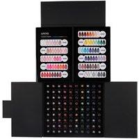 UNNA Nail Art Design Soak Off Colors UV Gel Nail Polish Kit Set