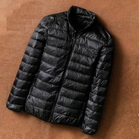 2019 Mens Outdoor Light Weight Padded Jacket  Down Jacket Puffer Coat