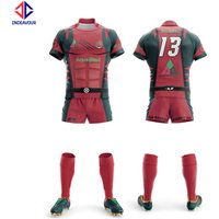 Top sale high quality custom sublimate rugby jersey