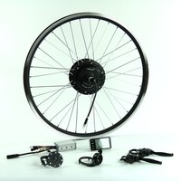 EU standard 36v 350w conversion electric bicycle bldc car motor kit without battery