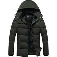 Sample Jacket Designs Outdoor  Customs Track Fleece Mens Coat for Winter