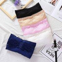New Sexy Wire Free Bralette Strapless one piece bra pose Women Underwear Lace Bra