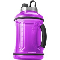 Top Seller Food Grade BPA Free Plastic Sport  Capacity 3.2L Half Gallon Water Jug Big With Handle