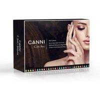 NEW 2019 uv led nail gel polish kit canni private label nail art gel polish supplies 60 colors base coat topcoat with color book