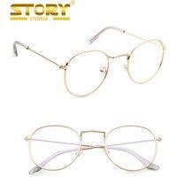Story one dollar glasses italian metal frame cheap optical frames