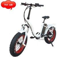 350W Folding E Bike Power Electric Bicycle ebike W/ 36V Lithium Battery 2 colors European