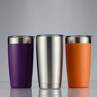 2019 Hot Sell Wholesale 20oz Stainless Steel Vacuum Coffee Tumbler Mug