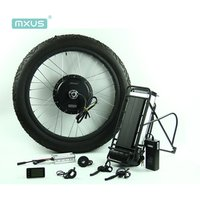 high speed electric bicycle motor 5000w e bike conversion kit