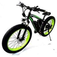 48V 2000W Fat Tire Mountain E Bike Electric Bicycle 2000 Watt