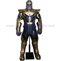 Thanos Marvel Avengers Cosplay Suit Costume adult men for sale