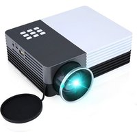 GM50 home HD Projector mini led mini Projector Mobile Phone Rechargeable treasure Portable Projector