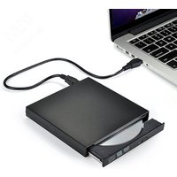 'External Dvd Rom Optical Drive Usb 2.0 Cd/dvd-rom Cd-rw Player Burner Slim Portable Reader Recorder Portatil For Imac Laptop