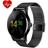 Original K88H Wearable Devices MTK2502 Bluetooth Smart watch Heart Rate Monitor smart wrist watch PK DZ09 GT08 U8 watch