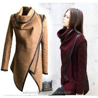 New Womens Ladies Celebirty Long Sleeve Cardigan Jacket Coat Top