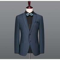 Bespoke men custom suit 100% wool super 150s Italian fabric full canvas high quality pant coat design wedding suits pictures