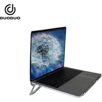 2019 New Lightweight Aluminum Alloy Portable Folding/Laptop Stand/Computer Cooling Base Tablet Holder