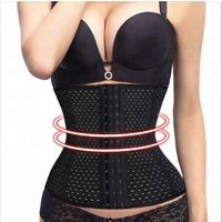 2018 Woman Waist trainer good shapers  corset Slimming Belt body modeling strap Belt