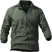 Summer Quick Dry Tactical Skin  Men Jacket  Thin Windbreaker Military Jacket Plus Size 5XL