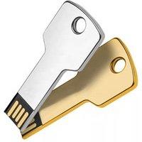 'New Design Memory Stick Usb Flash 8gb 4gb 16gb 32gb Mini Key Shape Pen Drive Usb Stick For Free Logo