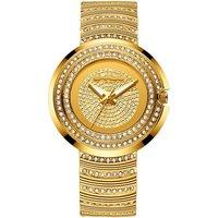 Crrju 2206 Ladies Charm Wrist Watches Top Brand Luxury Diamond Dress Waterproof Alloy Strap Bracelet Women Quartz Watch Relojes