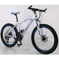 High quality factory direct sale of msep 26 inch bike mountain bike 21 - speed carbon steel frame cheap mountain bike