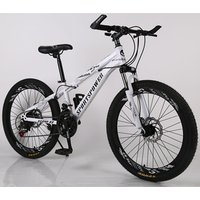 High quality factory direct sale of msep 24inch mountain bike 21 - speed carbon steel frame cheap mountain bike