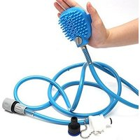 'Pet Cleaning Products Silicone Bath Gloves Water Spray Pet Massager Dog Shower Magic Head Spray