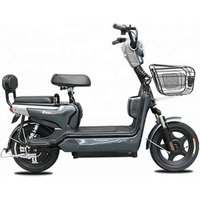2018 electric scooter made in china classic style electric bicycle adult