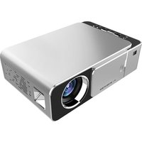 T6 Projector LED 450 Ansi Lumens Resolution 1280*800 720P Mini Projector Image Support WiFi Connection For YG200 YG300 UC46+