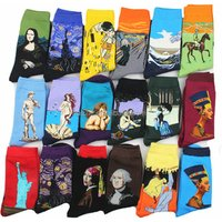 China Custom comfortable cotton soft mens dress socks of china socks factory manufacturer