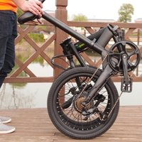Qualisports wholesale ebike foldable electric bicycle with best price