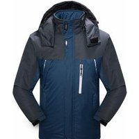Best price mens waterproof breathable  warm outdoor sports Jacket