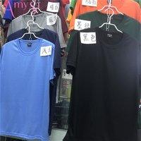 0.9 dollar MY033 China cheap solid color 4 ize summer short sleeve t shirt, t shirt men, t shirts in bulk