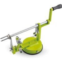 'Kitchen Accessories Hand Operated Multi-function Peeling Machine Manual Spiral Fruit Apple Potato  Peeler