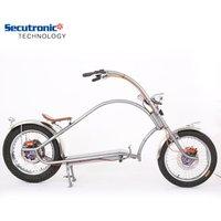 Wholesale Online Shop Two Seat Motor Cycle Velo Tornado Bicycle Electric Bike for Women Men Hotsale in Romania