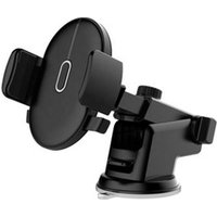 Rotary car air outlet sucker vehicle navigator bracket mobile phone car holder