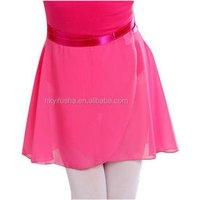 Skirt style women ballet dance wrap skirt