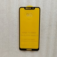 9D Full Curved Cove Tempered Glass For Motorola Moto G7 Power ONE P30 Play Screen Protector Explosion-proof Mobile Cover